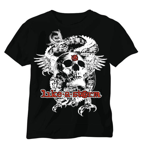 LAS Skull Demon T - FREE SHIPPING!