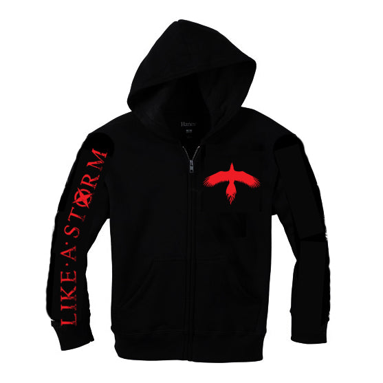 The Phoenix Zip Hoodie - FREE SHIPPING!