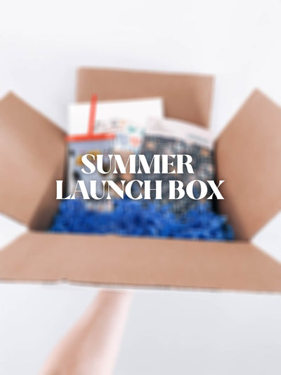 Summer Limited Edition Launch Box