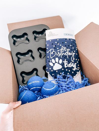 Pet Birthday Box