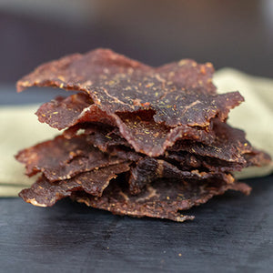 Lemongrass Beef Chips