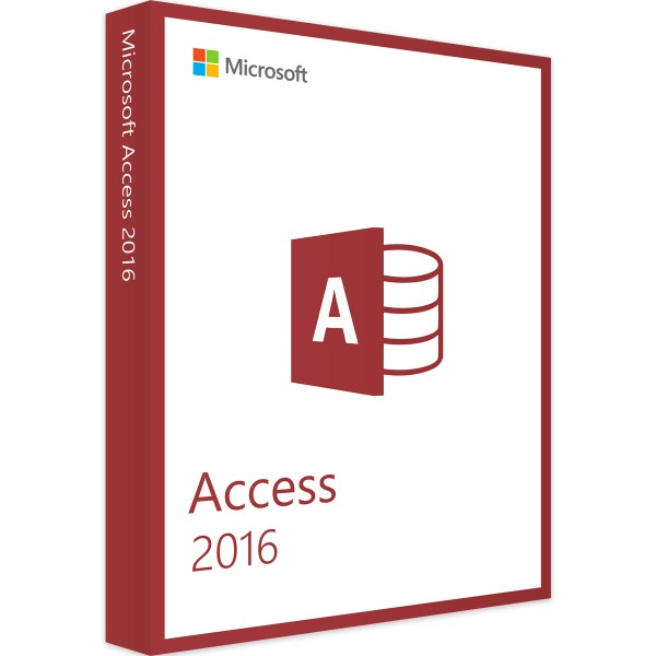 Microsoft Access 2016 – Produktschlüssel – Vollversion – USB-Stick