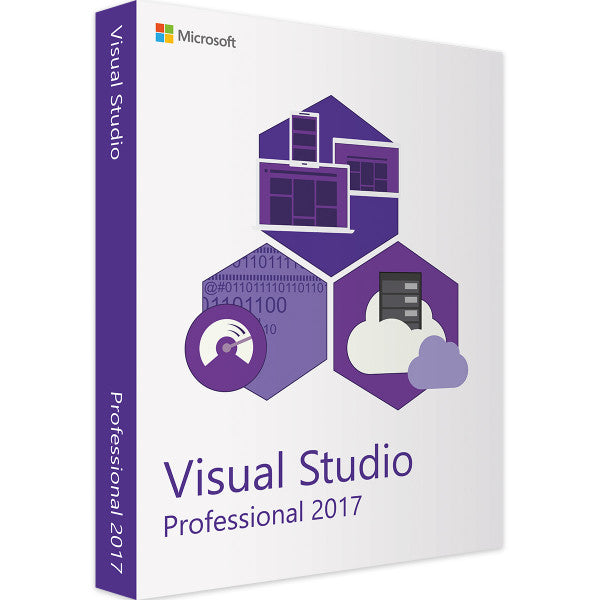Microsoft Visual Studio 2017 Professional