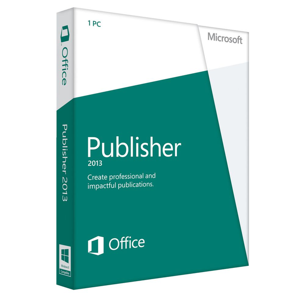 Microsoft Publisher 2013
