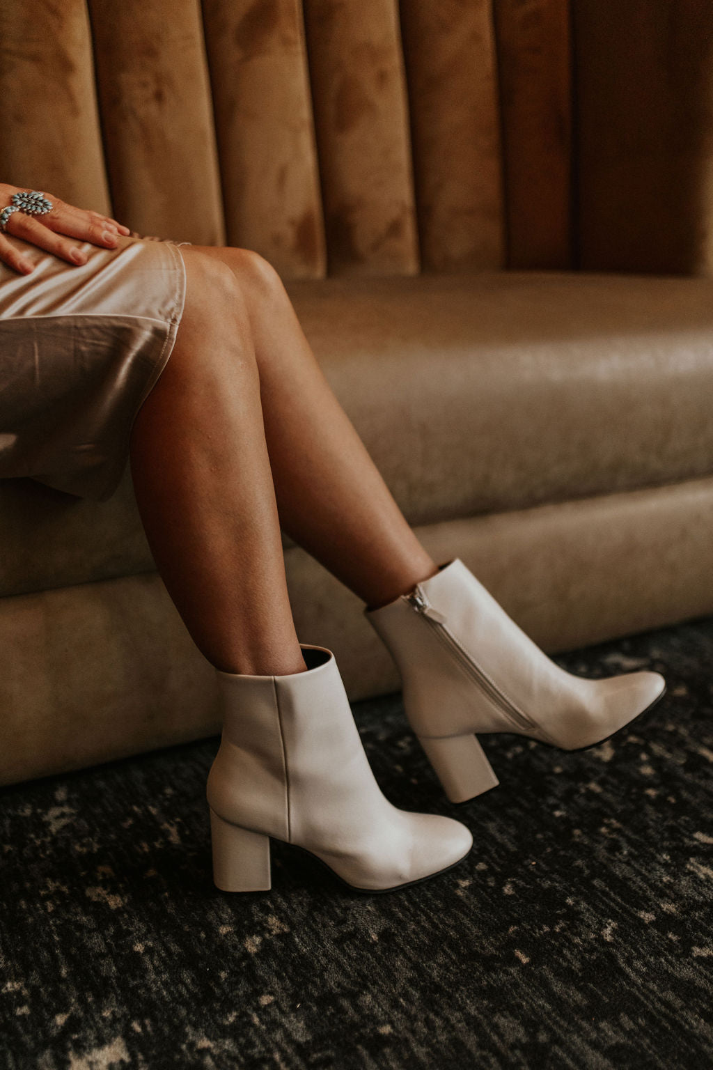 The Rylie Booties