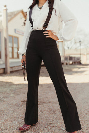 The Doc Holiday Trouser Pant