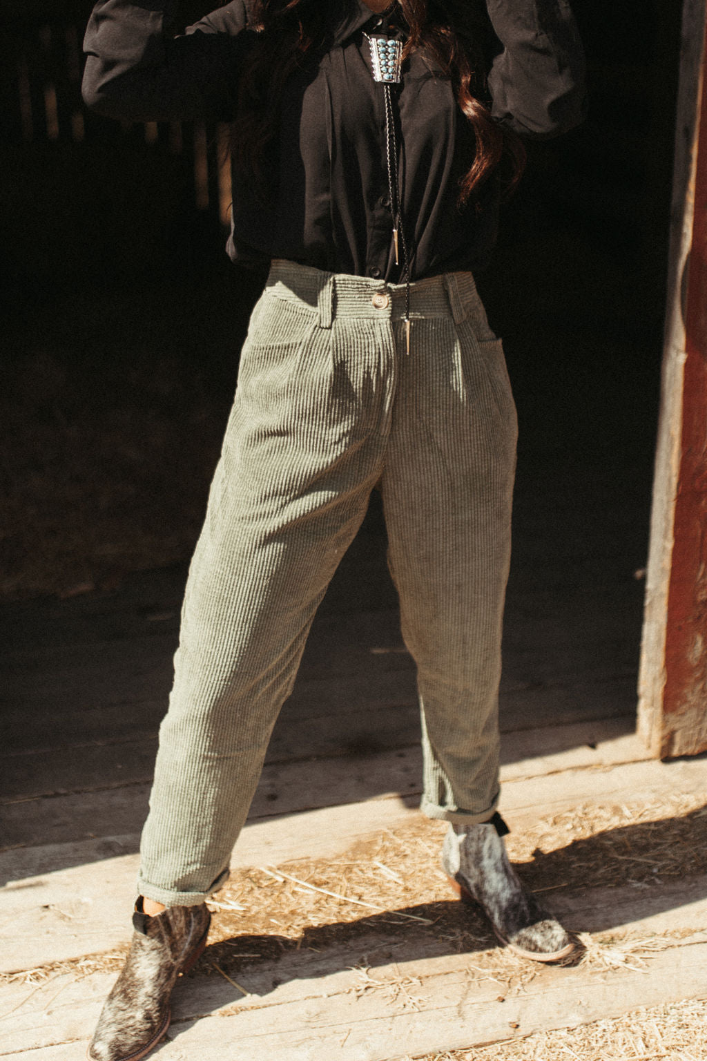 The Cassoday Corduroy Pant