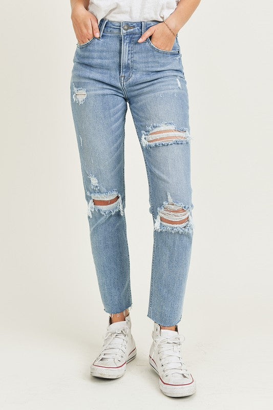 The Remy Relaxed Skinny Jean