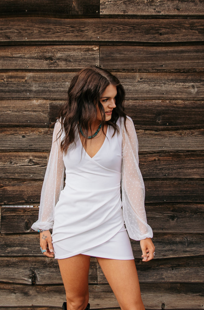 The Porter Mini Dress