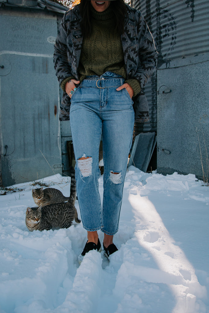 The Jane Mom Jean