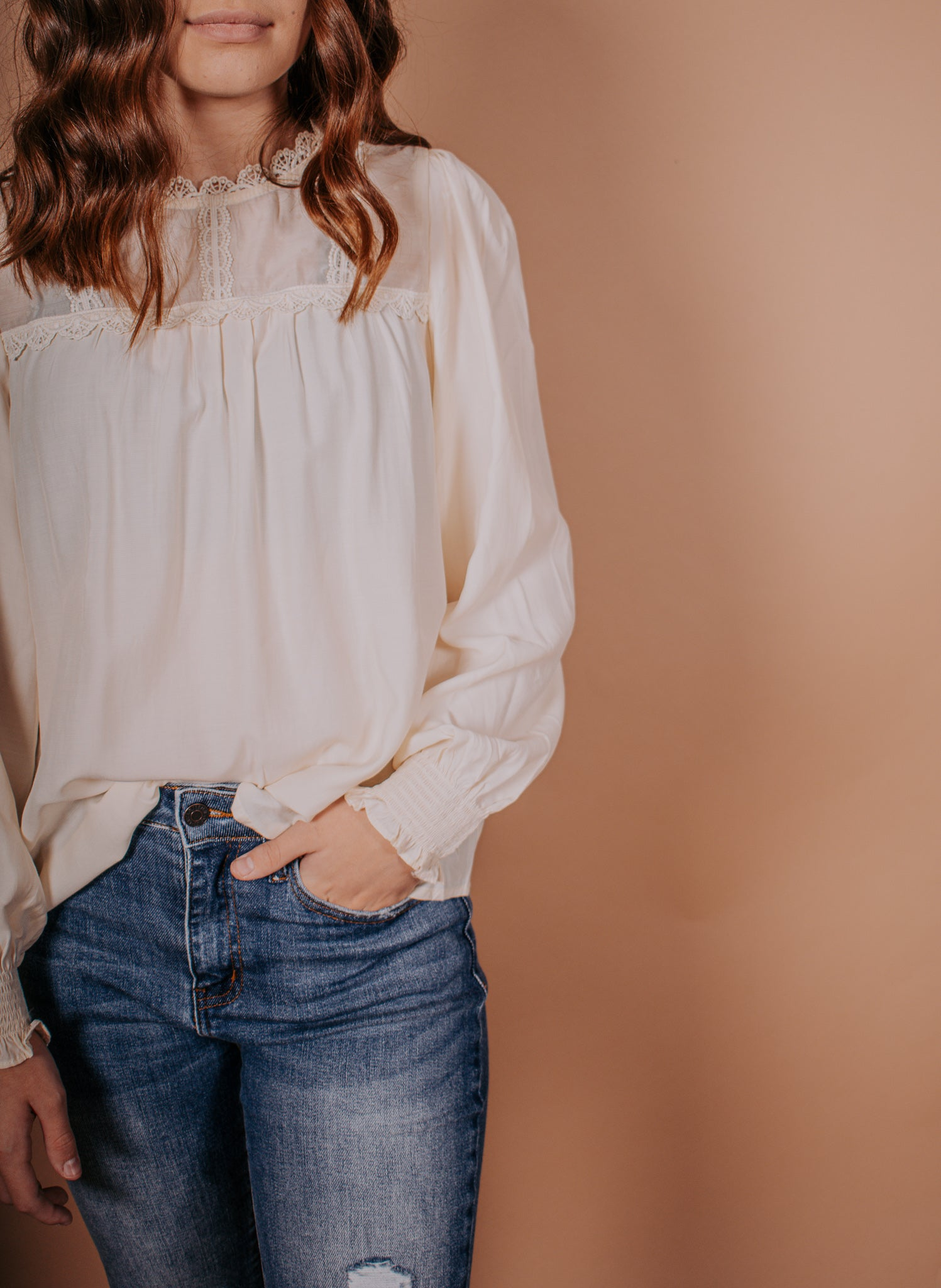 The Portland Blouse