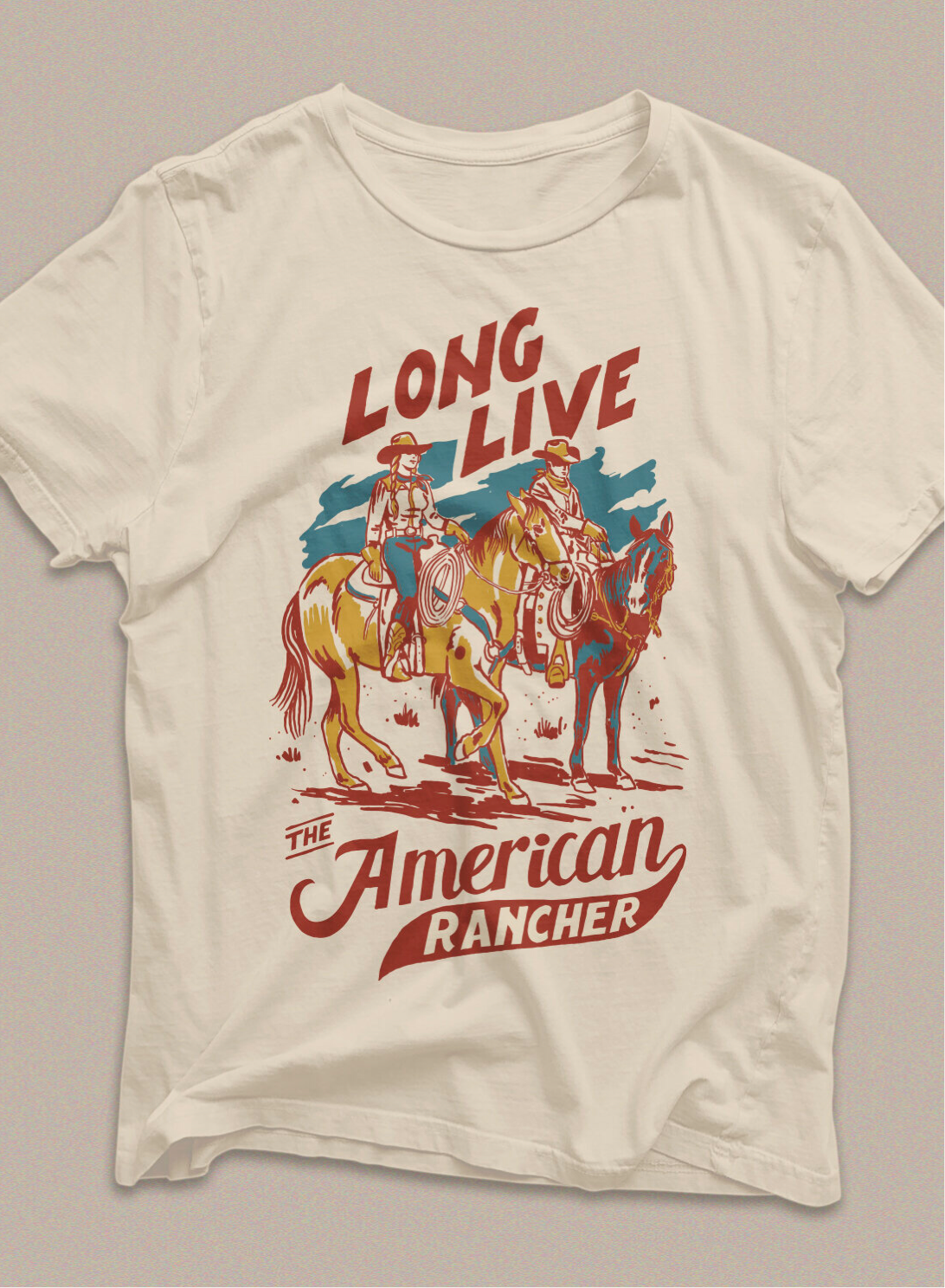 Long Live the American Rancher