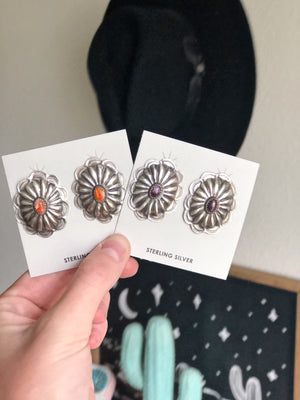 The Syracuse Spiny Earrings
