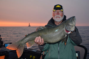Lake Trout: Set Your Sights on the Rock by Mark Romanack