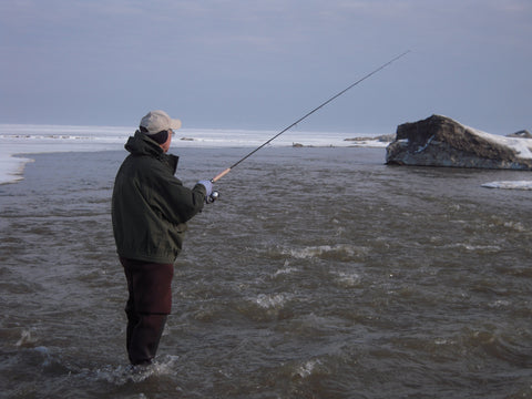 Tips for Early Spring Steelhead Fishing by Paul Liikala