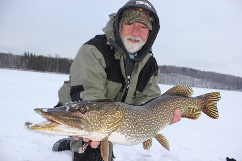 Ice-Pike Strategies by Matt Straw