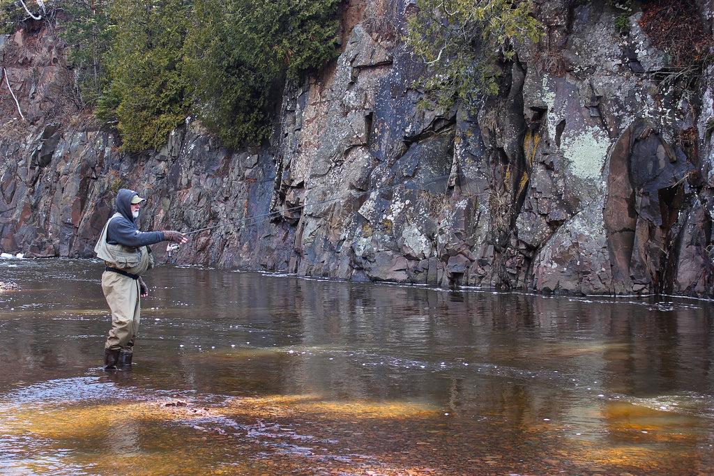 Finding Brigadoon and Fall Steelhead in Rivers by Matt Straw