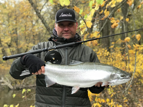 High and Dirty Steelhead by Roger Hinchcliff