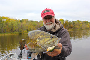 The Rivers Of Autumn: Smallmouth Nirvana by Matt Straw