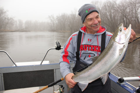 Season's Close: End-Game Steelhead  by Matt Straw