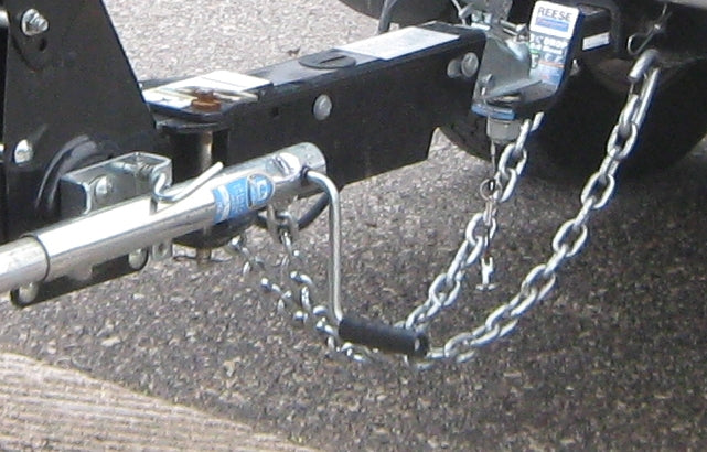 Safety Chains - Safe Enough? by Mike Schoonveld