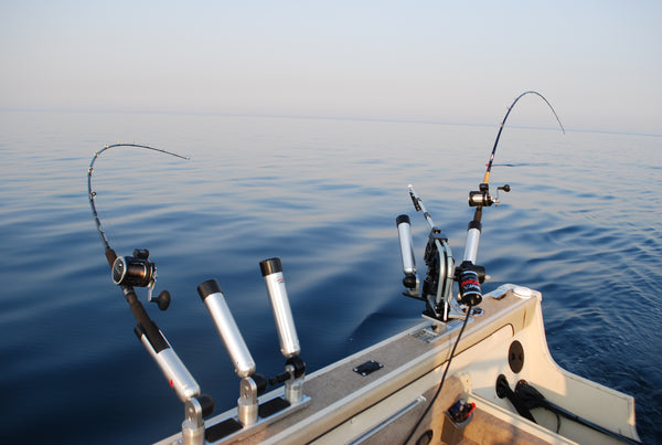 rod holders fishing