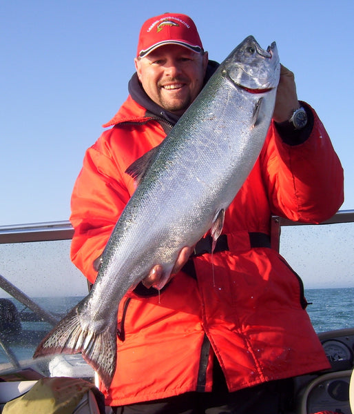 salmon fishing great lakes