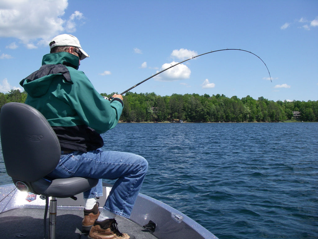 laker lake trout mackinaw fishing fish slip bobber great lakes