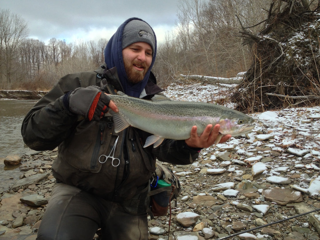 steelhead fishing brian kelly