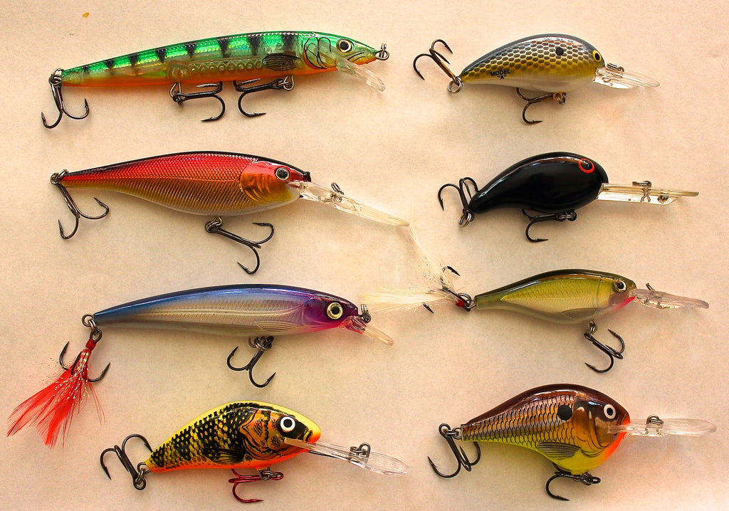 walleye crankbait fishing pitch cranks plug great lakes