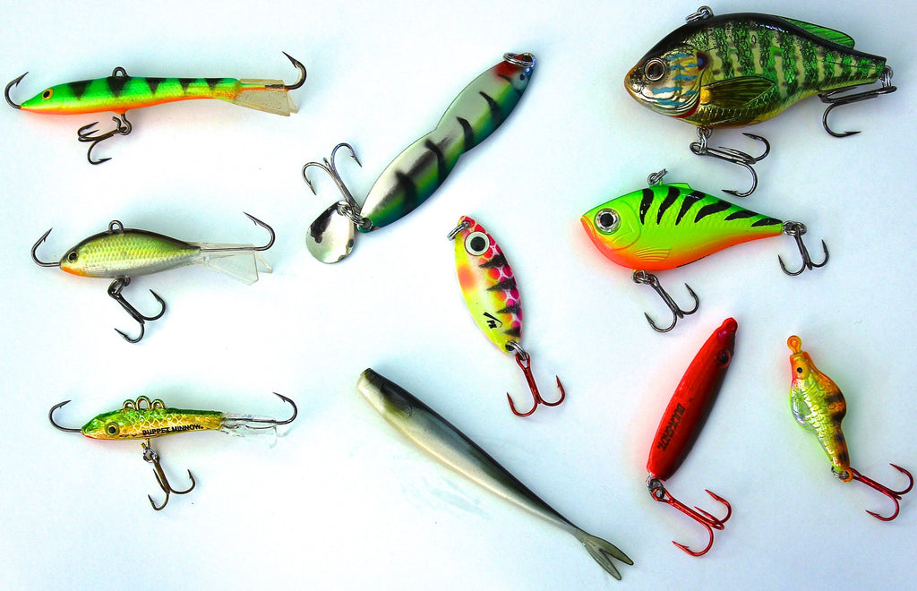 walleye fishing lures great lakes