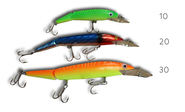 crankbaits walleye trolling lures great lakes salmon fishing