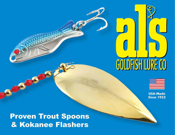 als goldfish lures