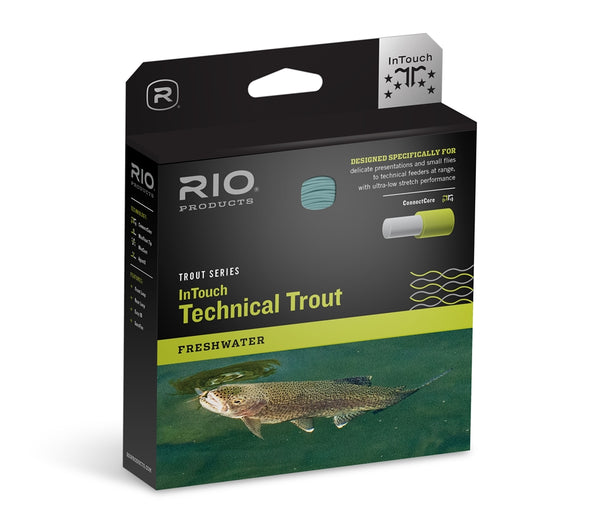 rio products technical trout fly line