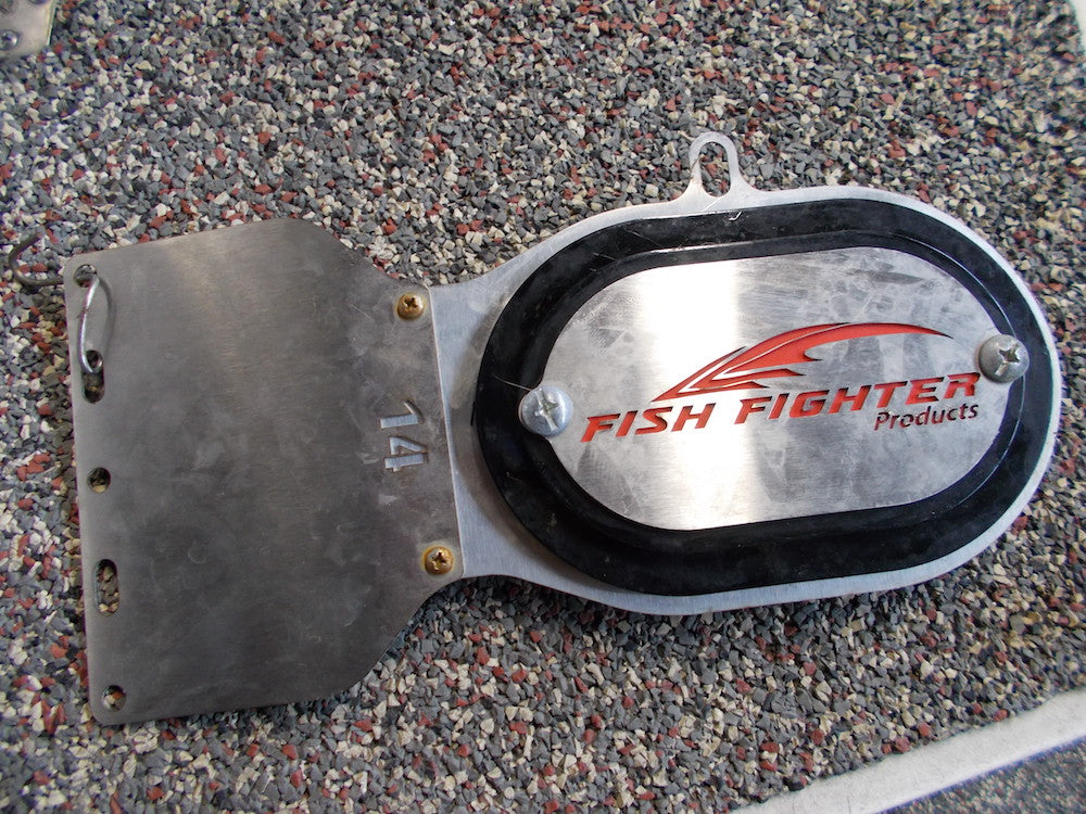 fish fighter weight downrigger