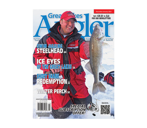 Great Lakes Angler Latest/Current Issue (Free Shipping in U.S.)