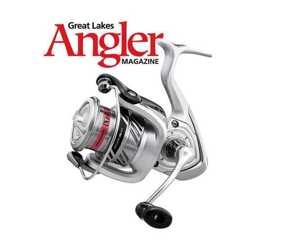 3-Year GLA Subscription + Daiwa Spinning Reel