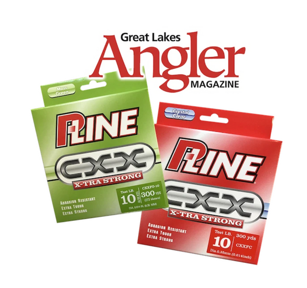 1-Year Great Lakes Angler Subscription + Choose Your Gift