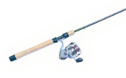 Lamiglas Hammer Walleye Rod + Daiwa Spinning Reel & 1 Yr. GLA Subsription