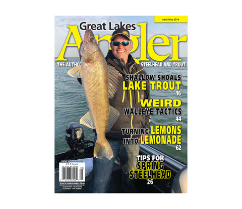 2 yr. Great Lakes Angler Subscription