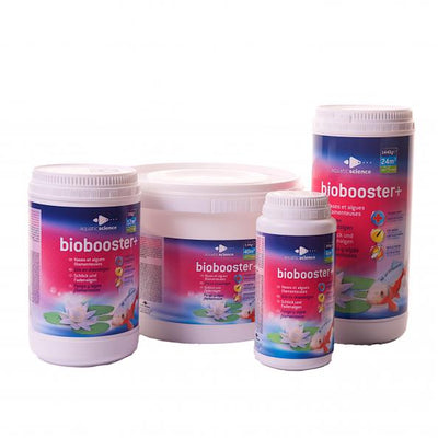 Biobooster - anti-algenproduct