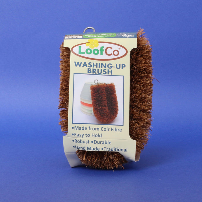 Product spotlight: Coir scrubbing brush