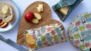 Product Spotlight: Beeswax Wraps