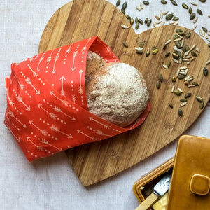 Beeswax wraps - 1 bread wrap