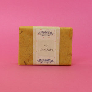 st clements natural soap bar