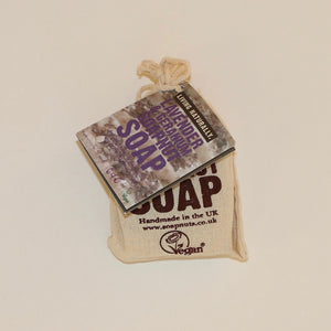 Soapnut soap bar