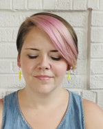 Load and play video in Gallery viewer, Sink or Swim 3D Printed Earrings