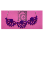 Load image into Gallery viewer, Daisy Chain 3D Printed Necklace