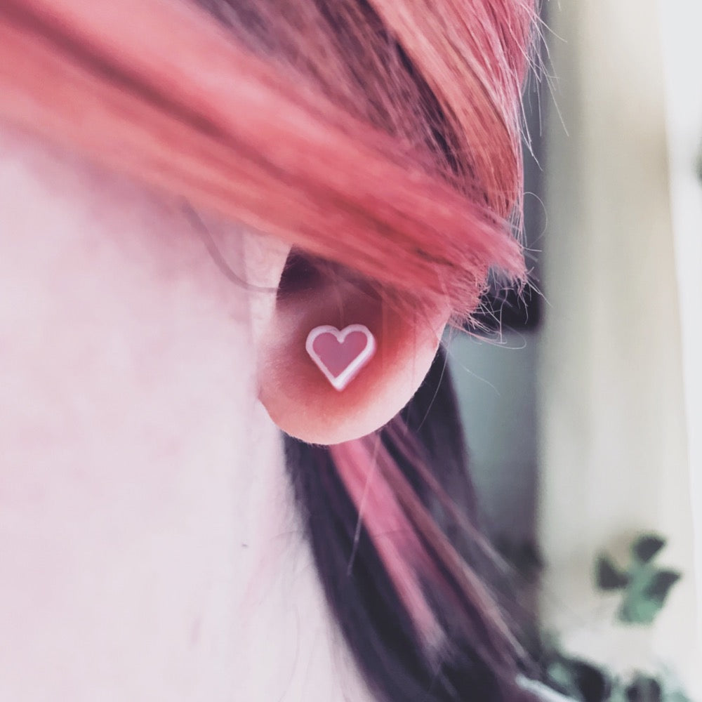 We Got The Beat 3D Printed Earrings