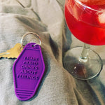 Load image into Gallery viewer, Cheeky 3D Printed Vintage Style Keychains